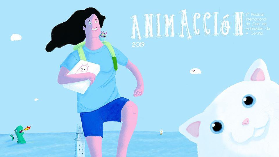 O festival de curtametraxes de animación da Coruña inicia as súas actividades o 12 de decembro