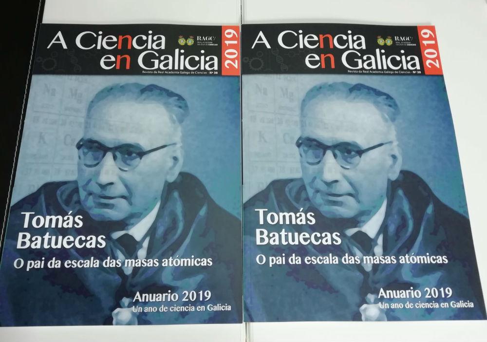 Quiosco: A ciencia en Galicia 2019