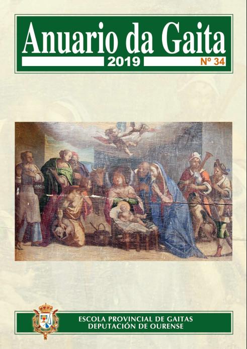 Quiosco: <i>Anuario da Gaita</i> 34