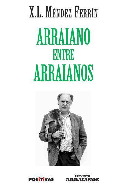 O autor acaba de publicar a escolma de artigos <i>Arraiano entre arraianos</i>