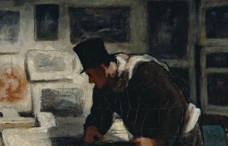 A importancia do coleccionismo na arte contemporánea pasa desapercibida para o grande público
