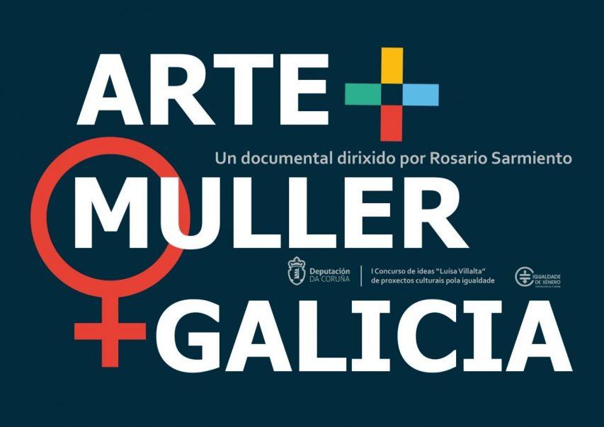 O ciclo abre esta tarde coa proxección de <i>Arte + Muller + Galicia</i>
