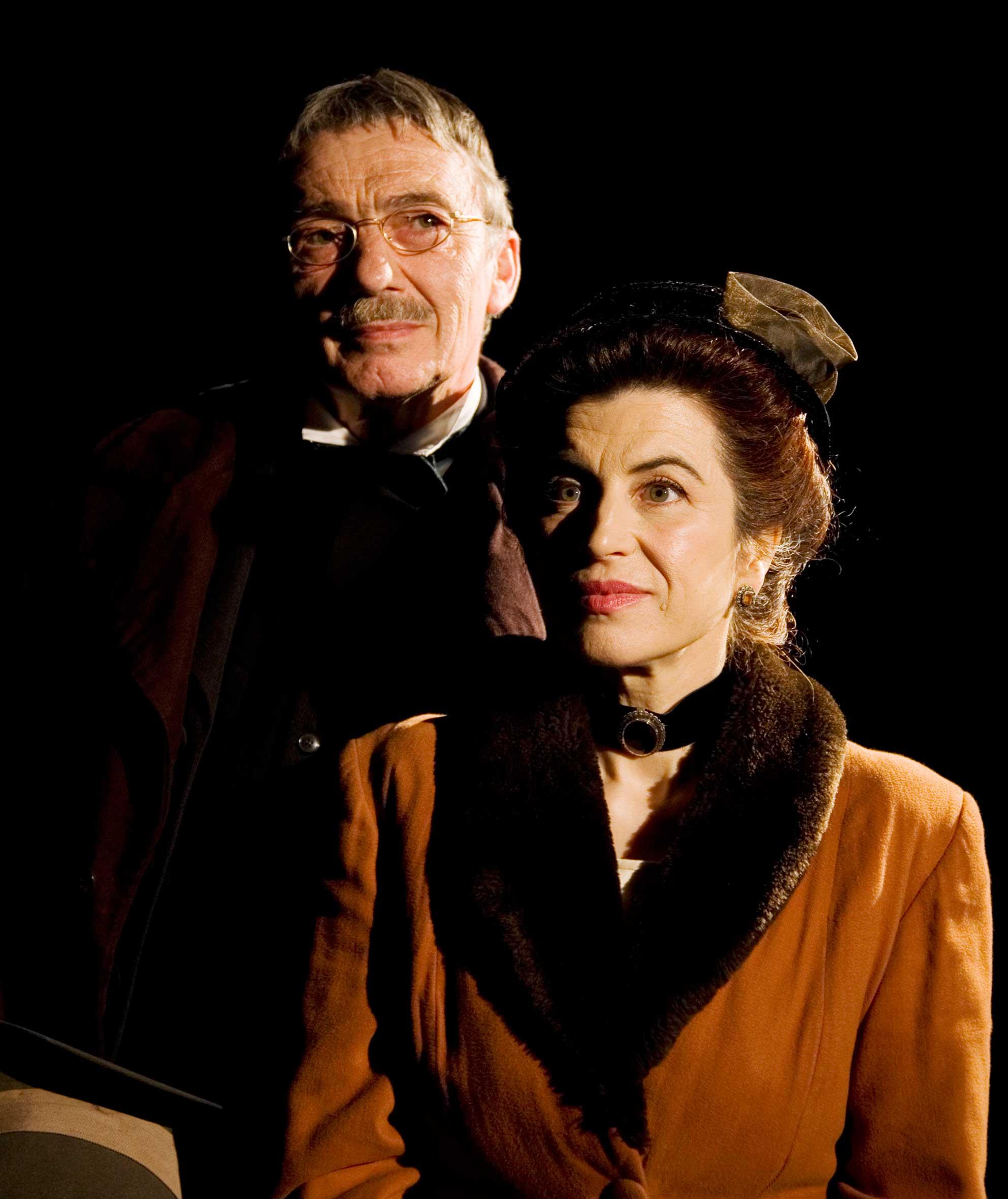 Teatro do Atlántico repite no teatro contemporáneo cunha peza dobre inspirada en Chéjov