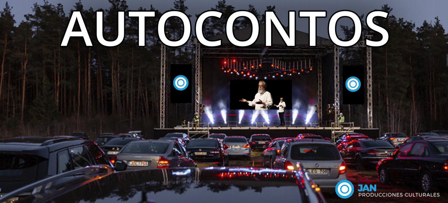 Os 'Autocontos' usarán as técnicas do autocine para un espectáculo de monólogos