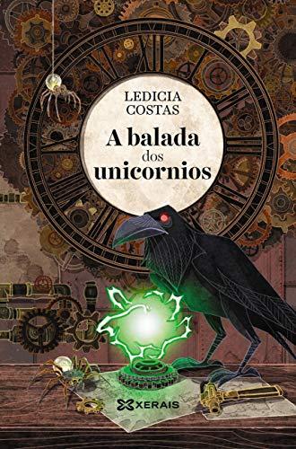 Ledicia Costas faise co premio Kelvin 505 con <i>A balada dos unicornios</i>