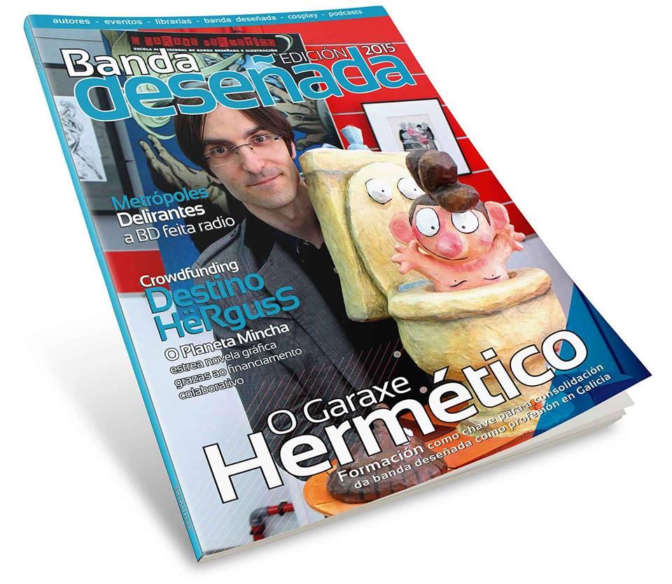 Marcus Fernández, responsable de <i>Código Cero</i>, coordina a iniciativa