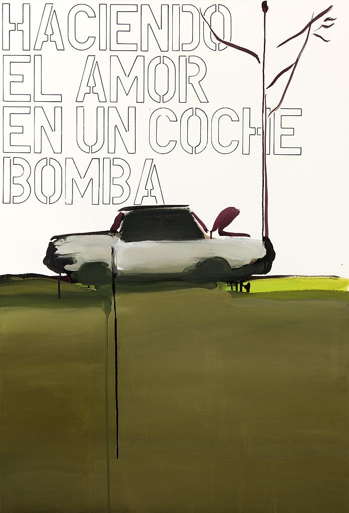Galer�a: <i>El amor... en un coche bomba</i>