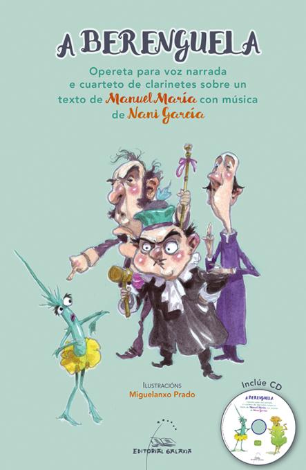 Nani García e Miguelanxo Prado colaboran nesta revisión da obra de teatro para crianzas