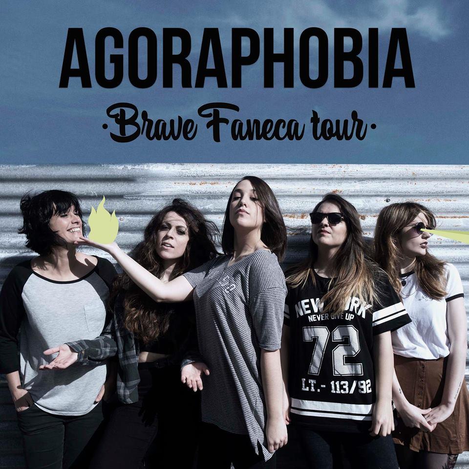 Agoraphobia - Agoraphobia en concerto
