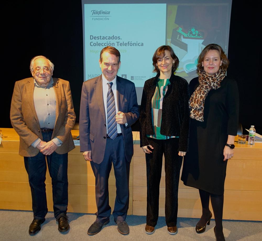 Primeiro anuncio de programación para a etapa de Fernández-Cid na dirección do museo