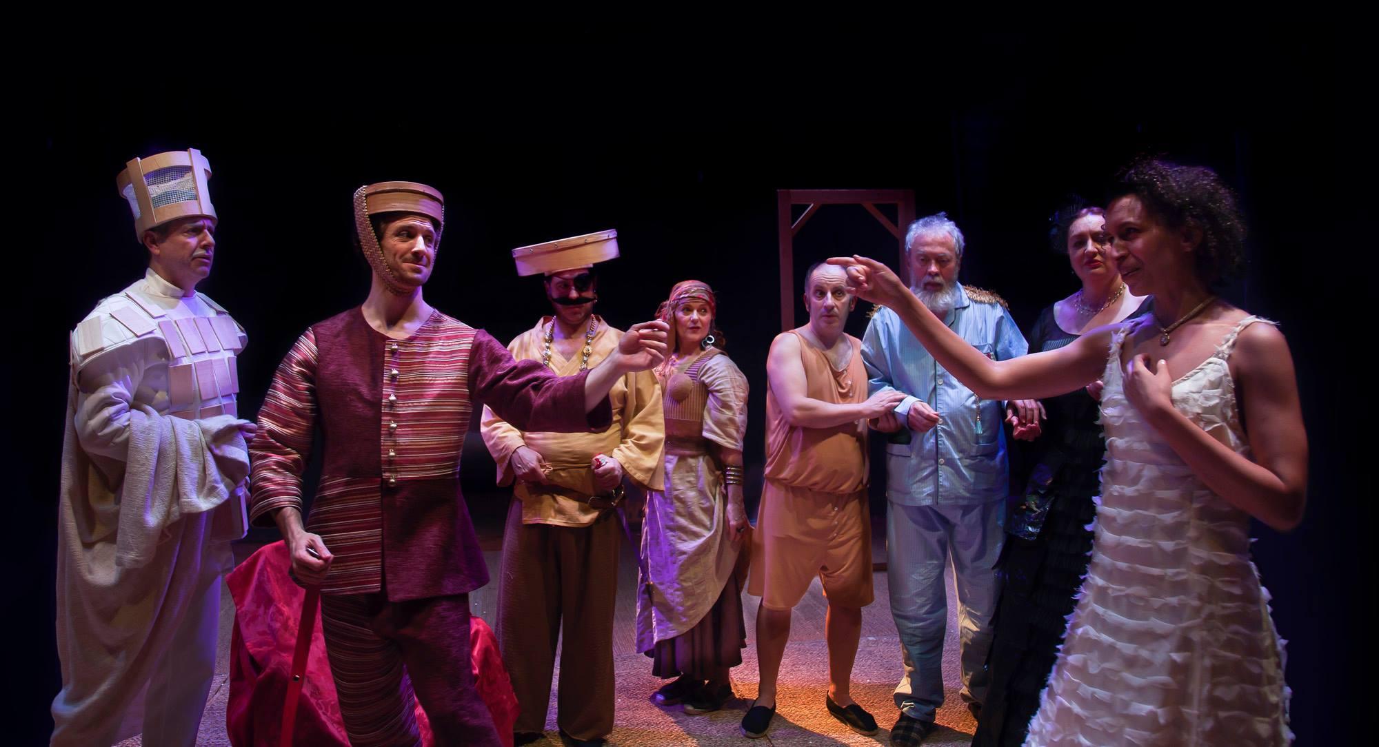 Berrobambán, Mofa e Befa ou Trémola Teatro soben contidos á rede