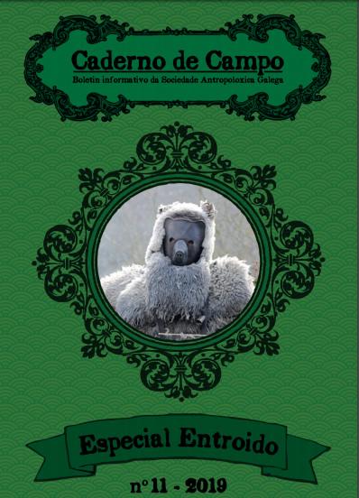 Quiosco: <i>Caderno de campo</i> 11 da Sociedade Antropolóxica Galega