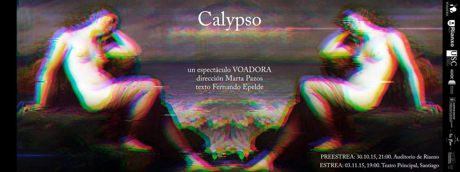 Voadora inicia en Compostela a xira de <i>Calypso</i>