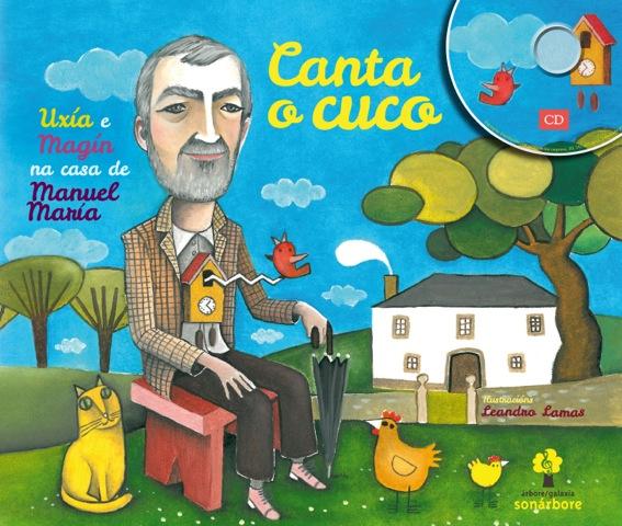 Musican poemas para crianzas do autor chairego en <i>Canta o cuco</i>