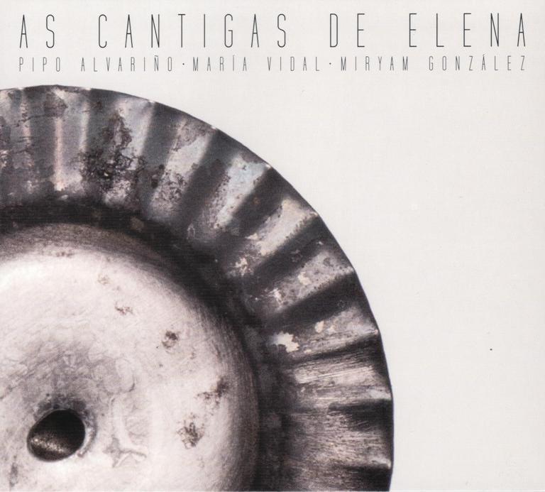 María Vidal, Pichi Abollado e Pipo Alvariño presentan este álbum gravado ao vivo