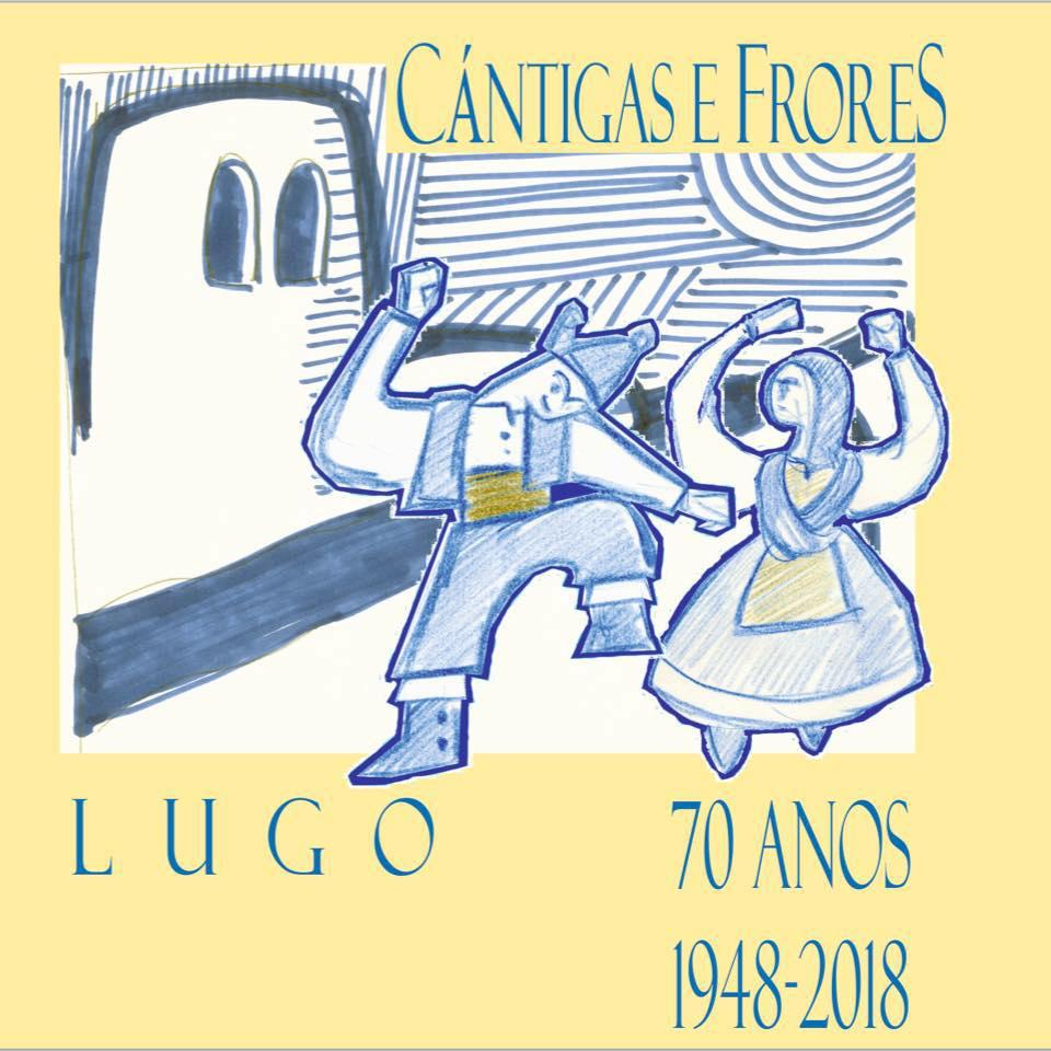 A agrupación Cántigas e Frores é galardoada co XIII Premio Opinión Andaina Senlleira