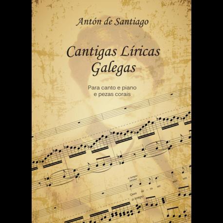 O volume adapta para canto, piano e corais poemas de autores clásicos