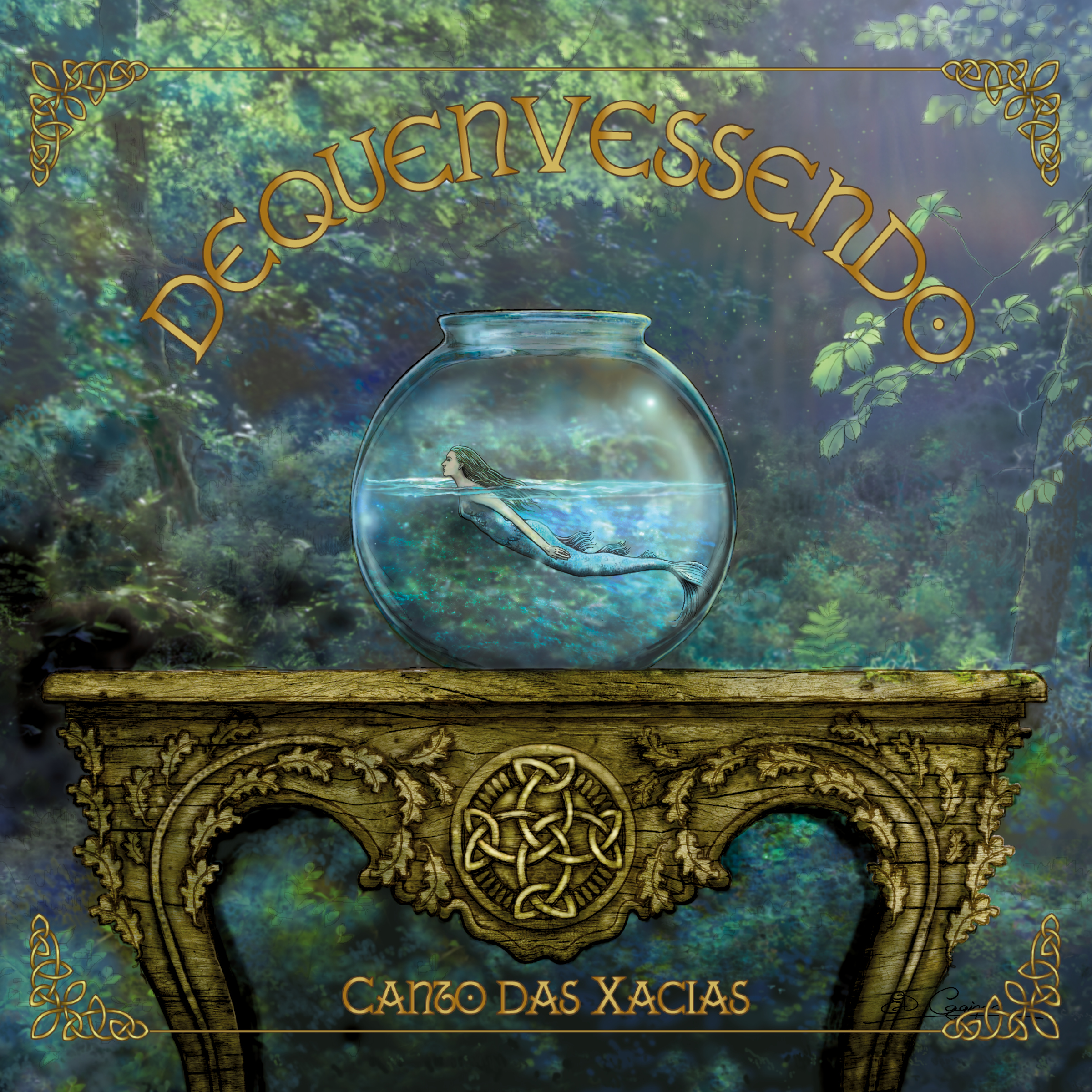 O grupo presenta este traballo no Teatro Rosalía de Castro da Coruña o venres 18