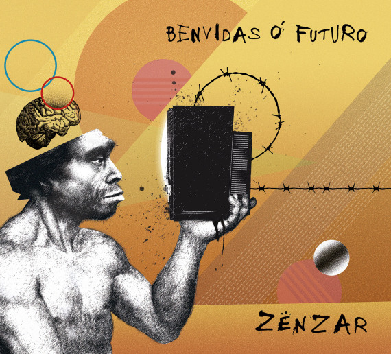 'Benvidas ó futuro' é o décimo disco da lonxeva e combativa banda de rock de Cerceda