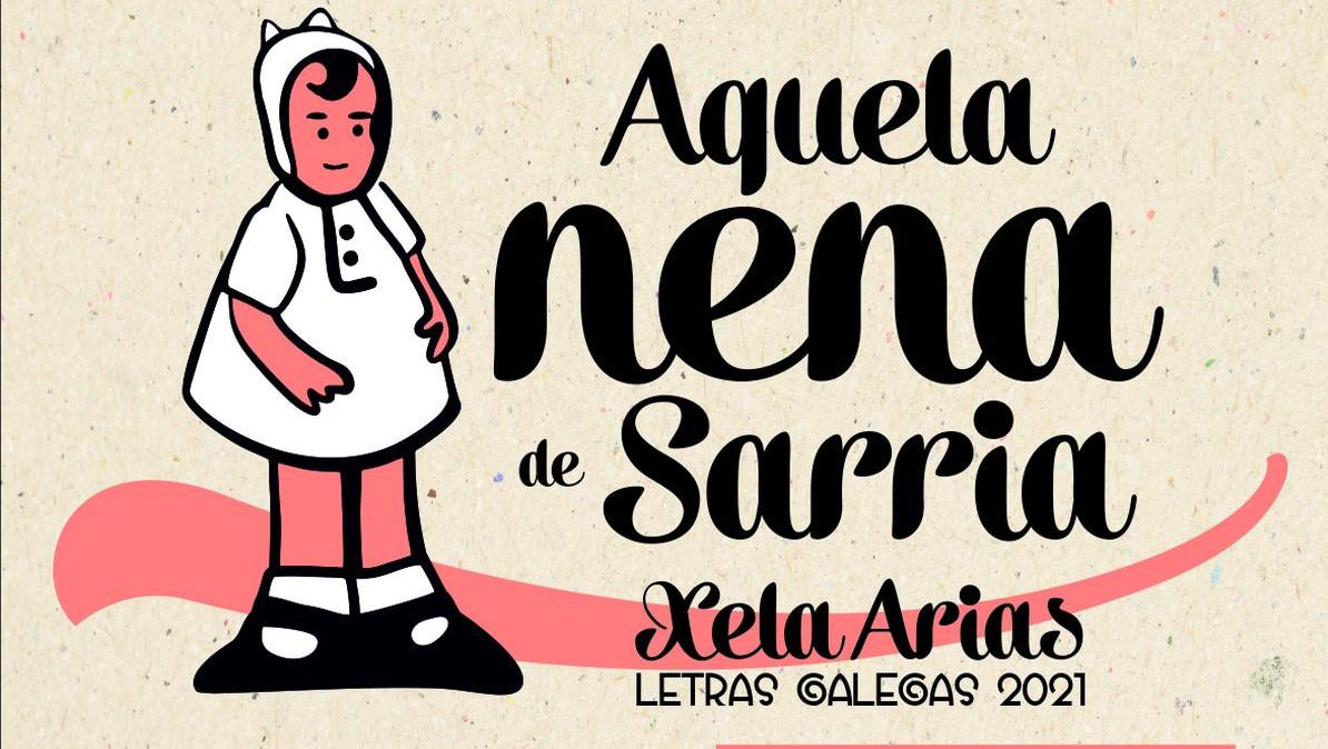 Abre en Sarria unha exposición dedicada á infancia de Xela Arias