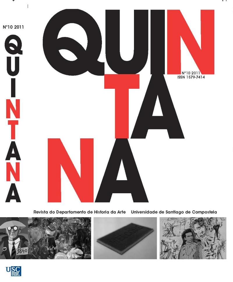Un monográfico sobre arte e identidade centra a publicación