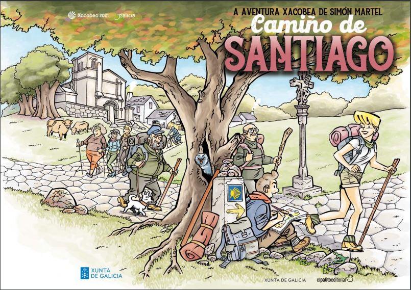 Fausto presenta unha nova aventura de Simón Martel e Víctor Tizón asina <i>O pexego mecánico</i>