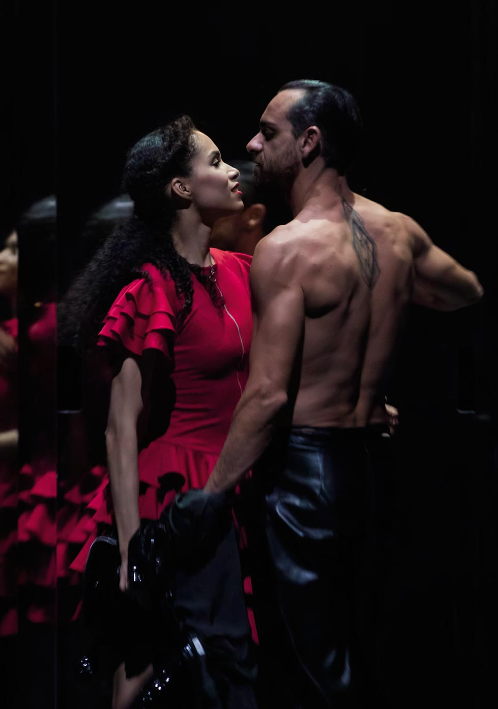 O Pazo da Ópera da Coruña acollerá dúas representacións deste espectáculo