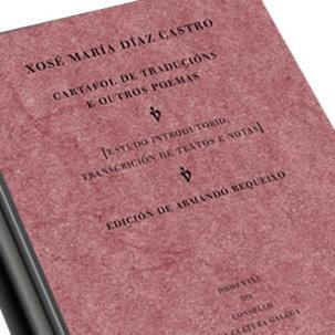 <i>Cartafol de traducións e outros poemas</i> recolle textos inéditos do autor