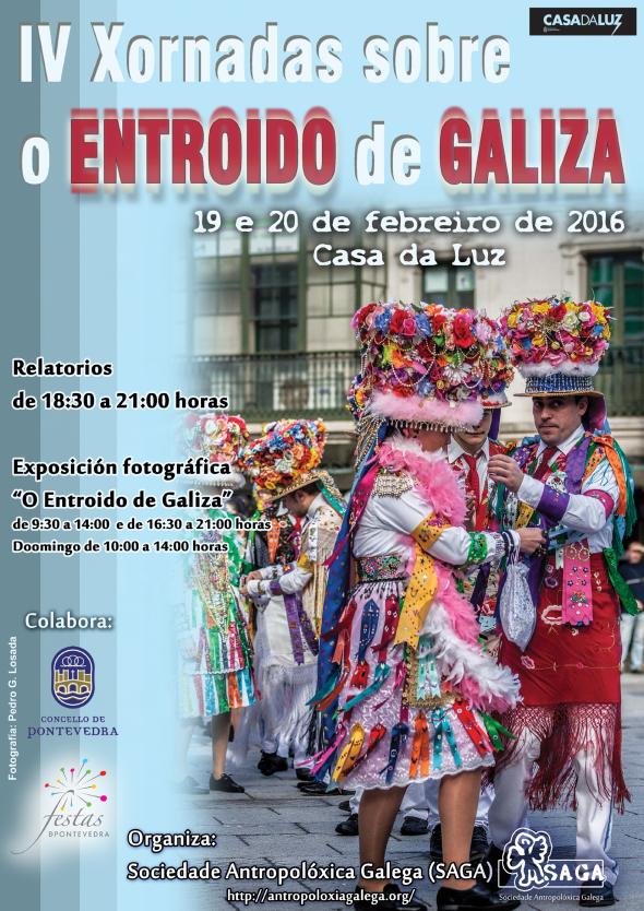 Pontevedra acolle as IV Xornadas sobre o Entroido de Galiza