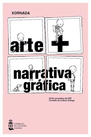 <i>Arte + narrativa gráfica</i> celébrase o vindeiro 24 de novembro