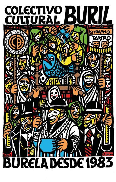 A Asociación Buril dá por finalizados 36 anos de activismo cultural