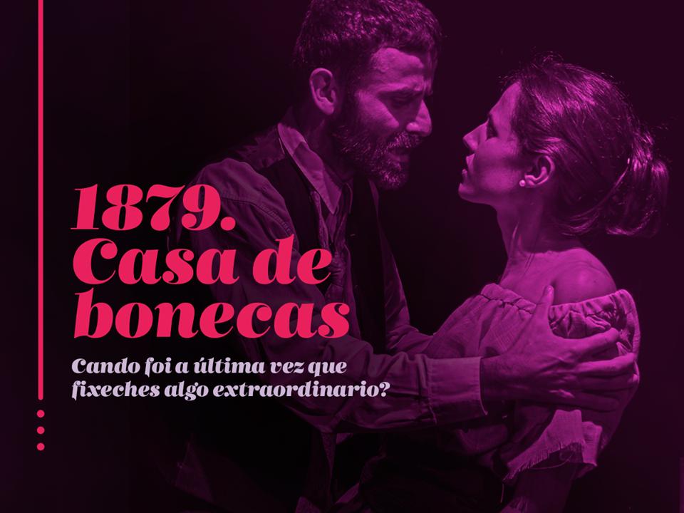 Edicións Positivas presenta a súa nova colección de teatro a coincidir coa función