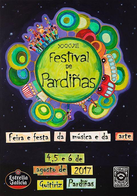 O Festival de Pardiñas chega á súa 38 edición
