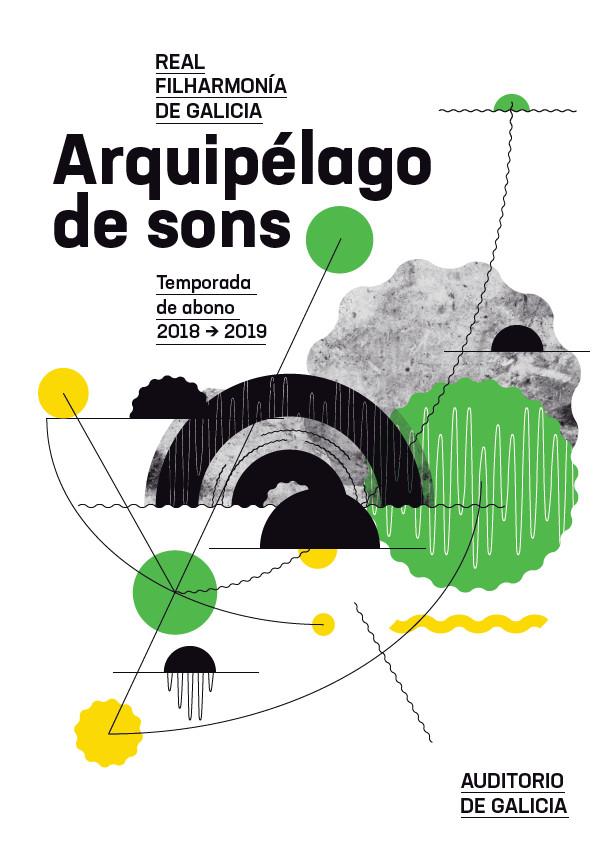 A formación achegará 21 concertos de abono e 23 fóra de Compostela
