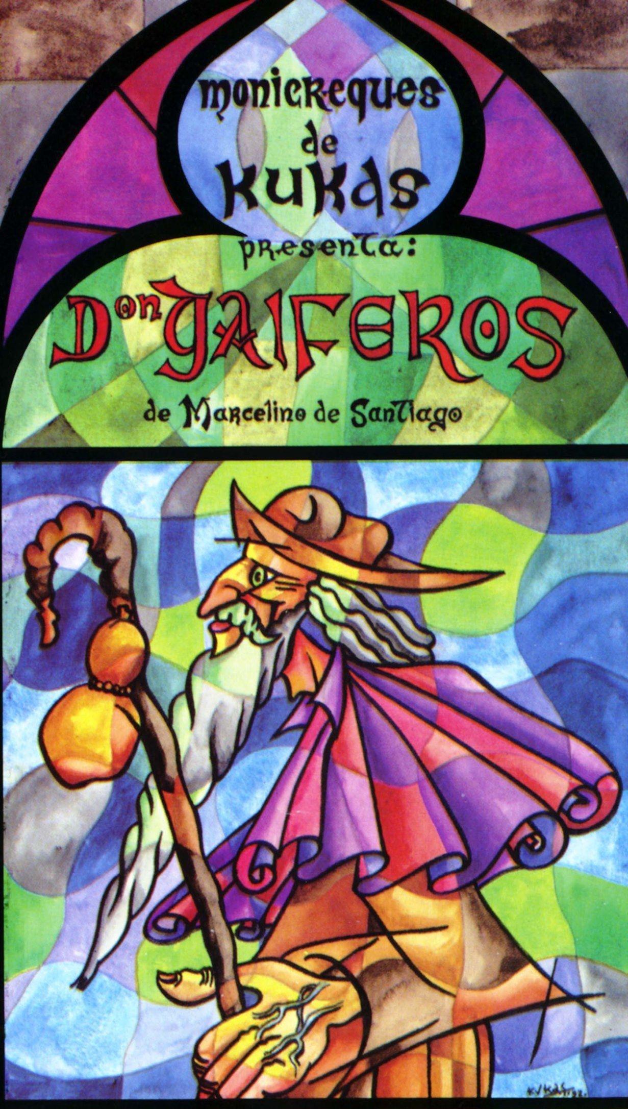 Monicrequeres de Kukas estrea a nova versión do seu <i>Don Gaiferos</i>