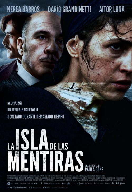 'La isla de las mentiras' chega ás salas de cine este venres