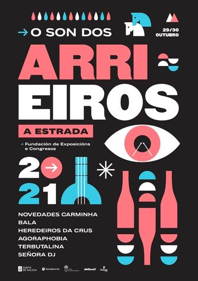 O festival O Son dos Arrieiros celebra a súa primeira edición 29 e 30 de outubro