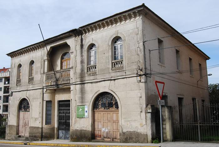Unha intervención recuperará a Casa Reitoral de Santa Mariña de Xinzo de Limia