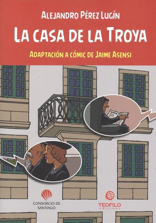 Teófilo Edicións edita esta adaptación da obra de Pérez Lugín