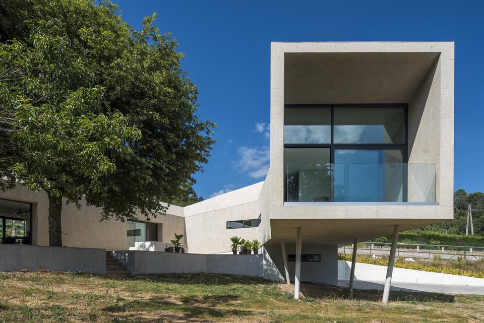 O Colexio de Arquitectos deu a coñecer os seus galardóns para Vigo, Ourense e Pontevedra