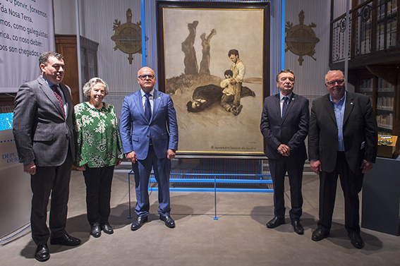Unha exposición e un congreso sobre a cultura galega celebrarán en 2020 o centenario da Xeración Nós