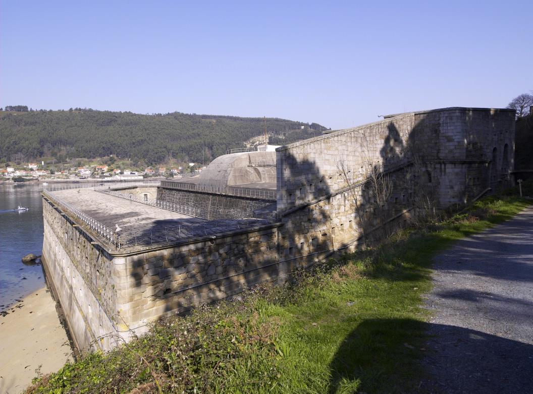 O Castelo da Palma reabre ao público logo de dous anos