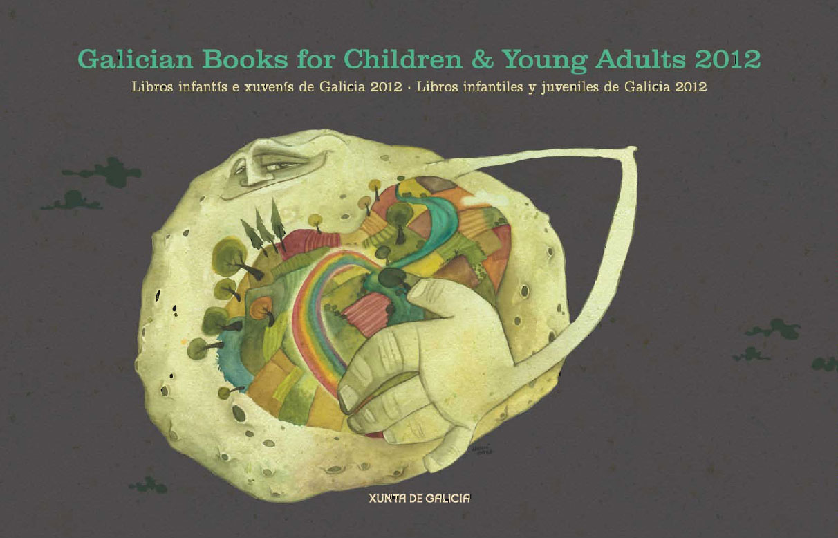 Capa de <i>Galician Books for Children & Young Adults 2012</i>