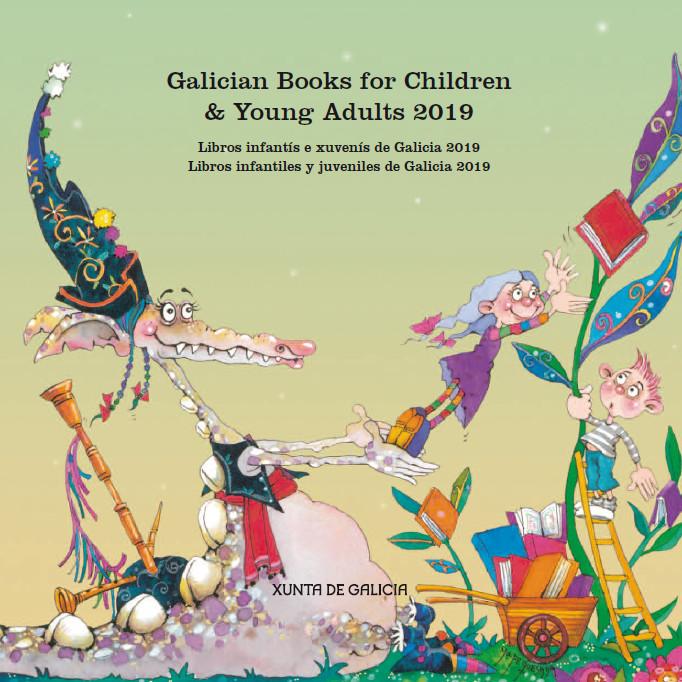 A Xunta e Gálix presentan o <i>Catálogo de Libros Infantís e Xuvenís de Galicia 2019</i>