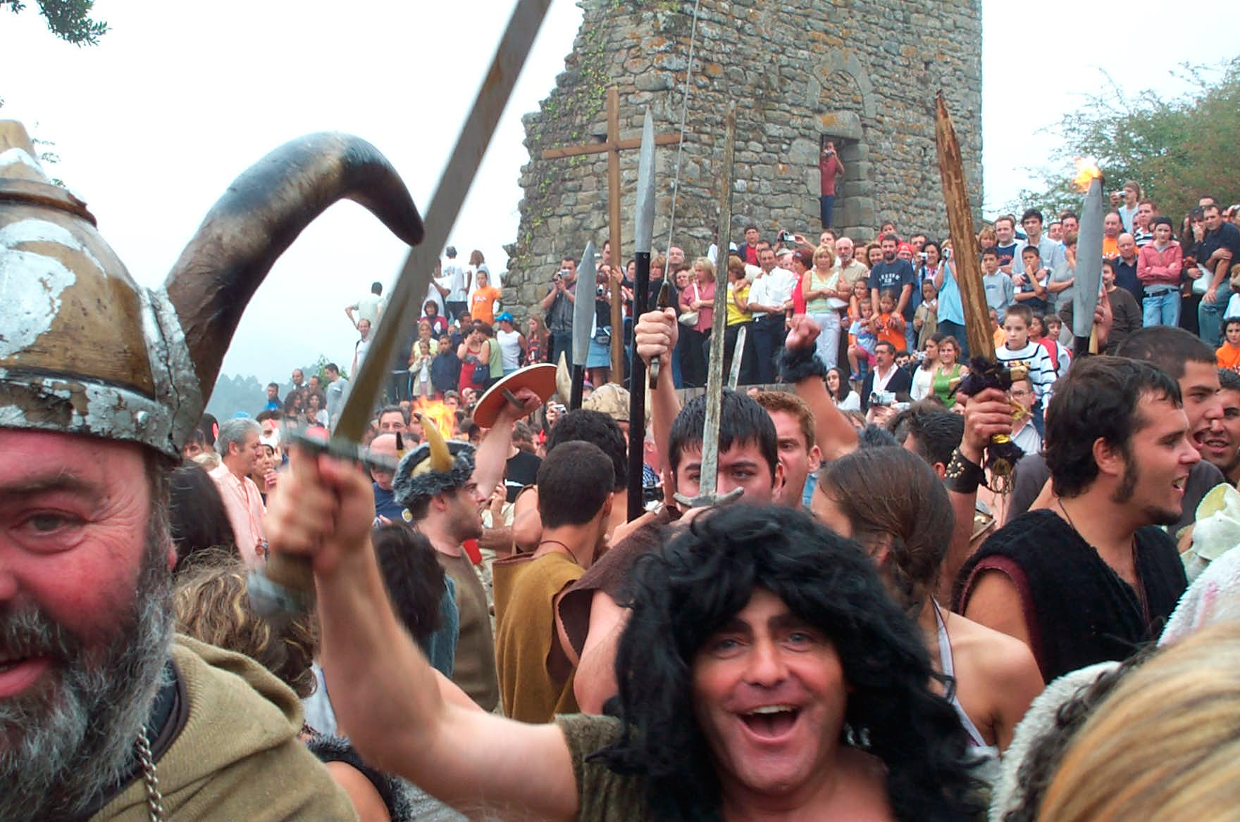 As celebracións declaradas de interese turístico achegan unha imaxe do país non sempre achegada á realidade