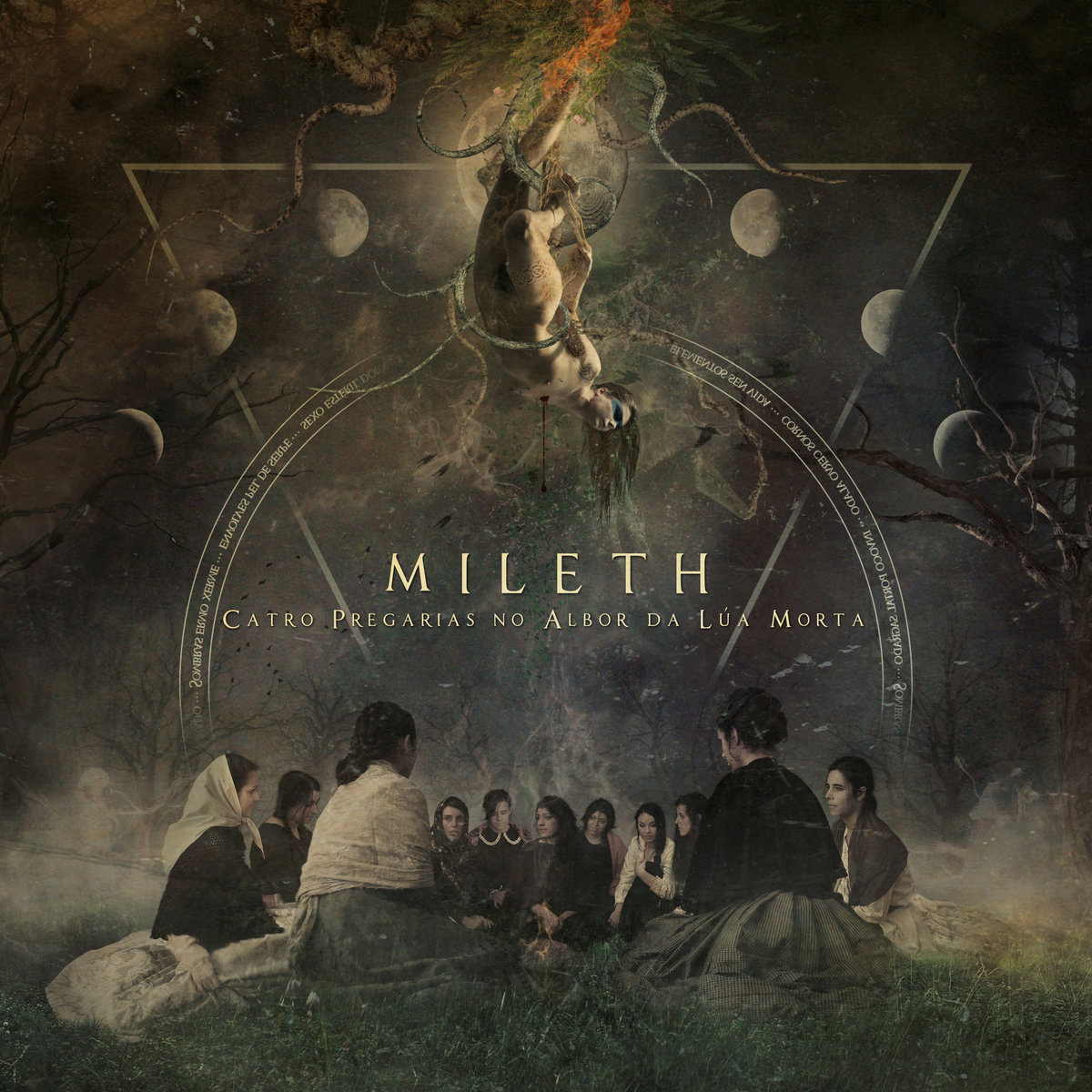 Mileth debuta con <i>Catro pregarias no albor da Lúa Morta</i>