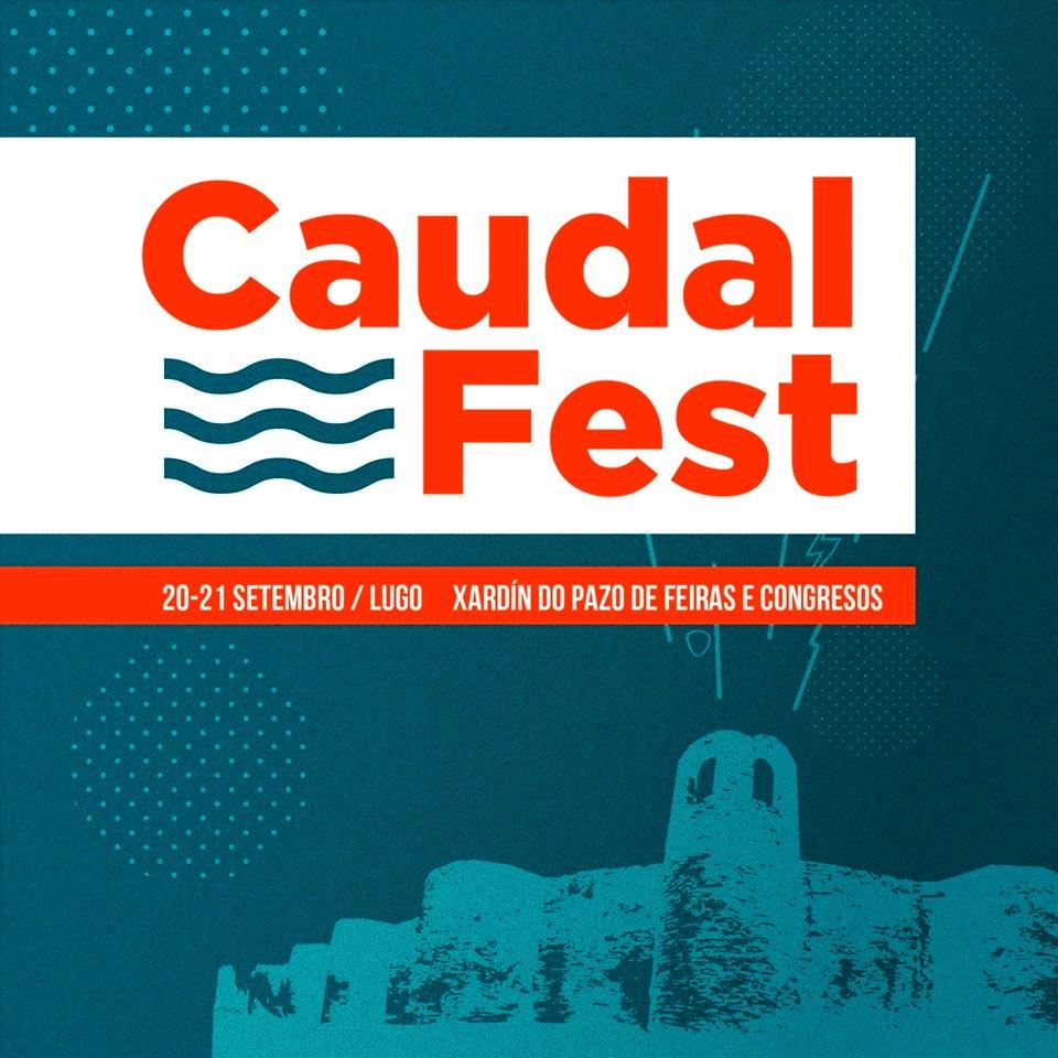O Caudal Fest volve a Lugo a celebrar a súa segunda edición