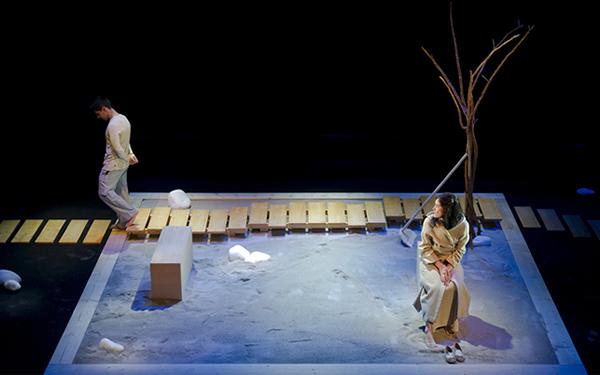 A estrea do CDG de <i>Xardín suspenso</i> supón un novo avance na colaboración co teatro portugués