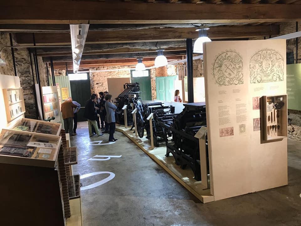 Mondoñedo abre o Centro de Interpretación da Imprenta