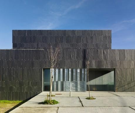 O galardón recoñece o traballo destes arquitectos no centro de saúde de Monterroso